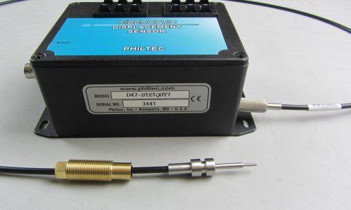 non contact displacement sensor